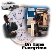 Econo Express Courier On Time Everytime